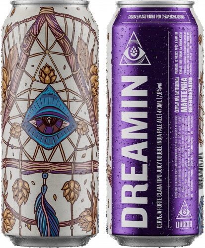 Dreamin Lata 473ml