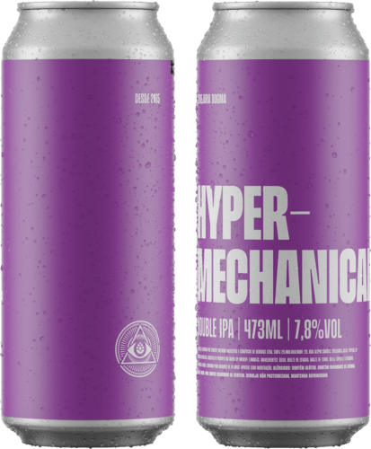 Hypermechanical 4-PACK