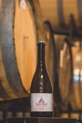 Sourmind Barrel Aged - 750ml