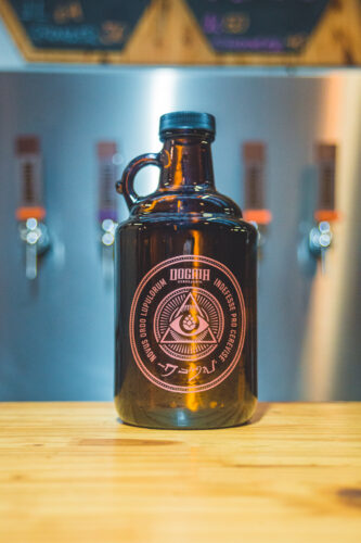 Fragments of Time - Growler 1 litro